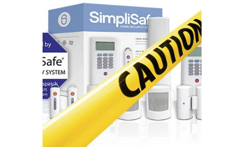 SimpliSafe DIY Security System Investigation Yields Disturbing Results