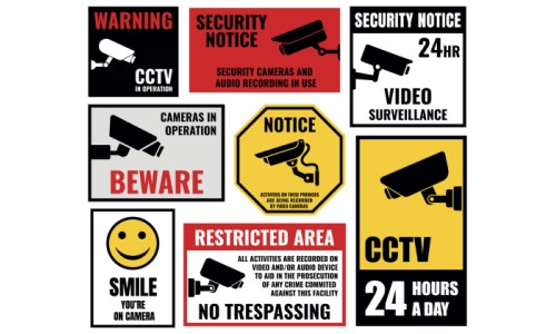 Warning: Posting Surveillance Signage Does Not Constitute Consent