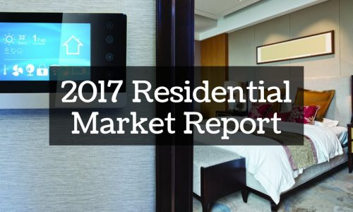 2017 Residential Market Report: Keys for Security Dealers to Conquer the Connected Home