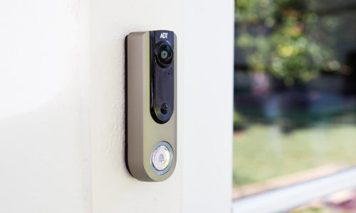 Adt Spotlights Video Doorbell Family Location App Amp More
