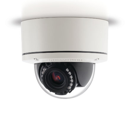 Arecont Vision MegaDome UltraHD security Camera.