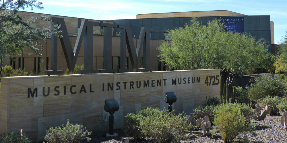 Security Upgrades Give Command Performance at Musical Instrument Museum