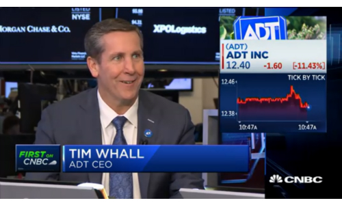 ADT CEO Responds to 'Pundits' Questioning IPO Decision After Lackluster Debut