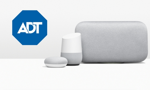 ADT Announces Google Home Integration