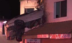 Top 9 Surveillance Videos of the Week: Car Flies Into 2nd Floor of Building