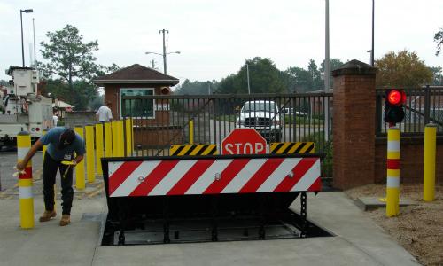 Perimeter Protection Contractor Deploys Delta Scientific Products at Mercedes-Benz Stadium