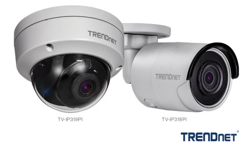 TRENDnet Releases Its First 4K Surveillance Cameras with Covert IR LEDs