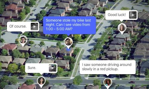 New Vivint App Shares Smart Home Cameras With Neighbors