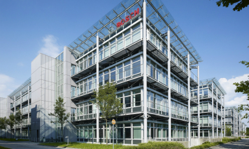 Bosch Security Systems to Be Renamed Bosch Building Technologies