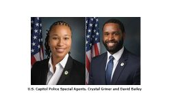 Read: U.S. Capitol Special Agents Receive John J. Duffy Memorial Award