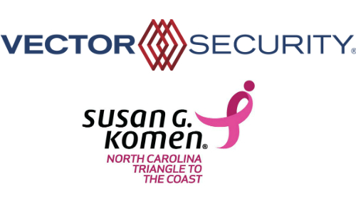 Vector Security's Raleigh (N.C.) Branch to Support Fight Against Breast Cancer