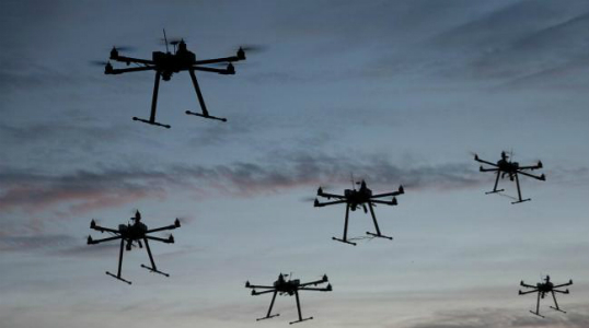 How Robotic Security Systems Can Prevent Drone Mishaps and Attacks