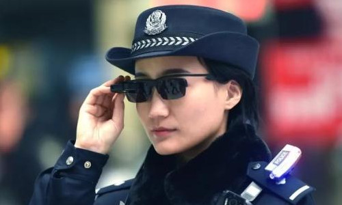 Facial Recognition Glasses Being Tested by Police in China
