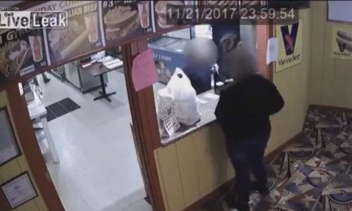 Top 9 Surveillance Videos of the Week: Restaurant Owner Caught Selling Cocaine