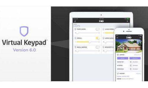 DMP Updates Virtual Keypad With Faster Z-Wave, Improved Website