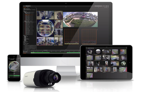 Hanwha Launches VMS Tailored for Wisenet Cameras