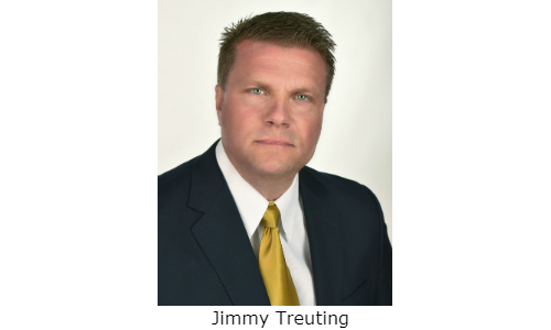 ADT Cybersecurity Welcomes Jimmy Treuting as SVP Sales and Marketing