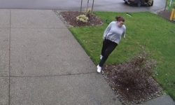 Top 9 Surveillance Videos of the Week: Package Thief Slips, Breaks Ankle