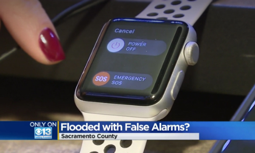 Apple Repair Center Floods California 911 Dispatchers With False Alarms