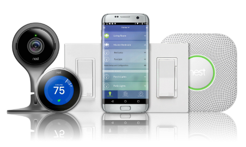 Leviton Lighting Controls Now Integrate With Nest IoT Devices ...