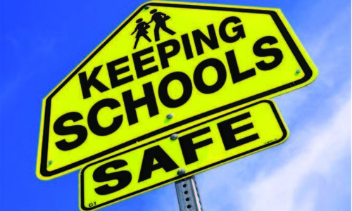 Appropriations Bill Includes an Immediate $25M for School Security Technology