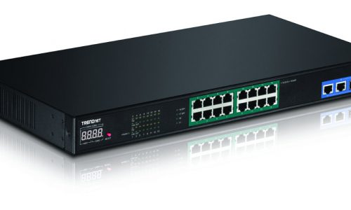 Review: TRENDnet NVR PoE+ Switch Displays Its Value