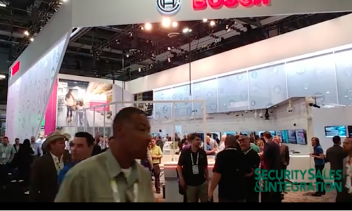 Video: Bosch Shows Off Simulated Retail Store at ISC West