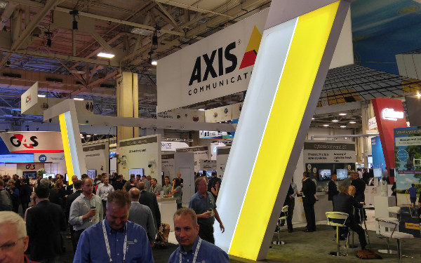 Axis Booth at ISC West 2019 Features New Audio, Video and Access Solutions