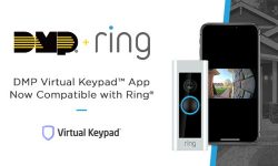 Read: DMP Virtual Keypad Integrates With Ring Video Doorbell