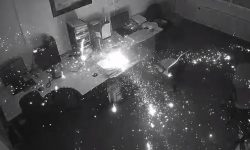 Top 9 Surveillance Videos of the Week: Laptop Explodes, Burns Down Office