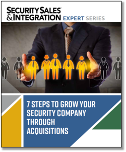 Read: 7 Steps to Growing Your Security Company Through Acquisitions