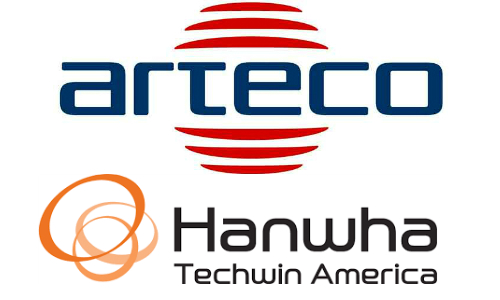 Arteco to Support Hanwha Techwin Portfolio of Wisenet Cameras