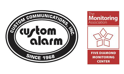 Custom Alarm Renews TMA 5 Diamond Monitoring Center Status