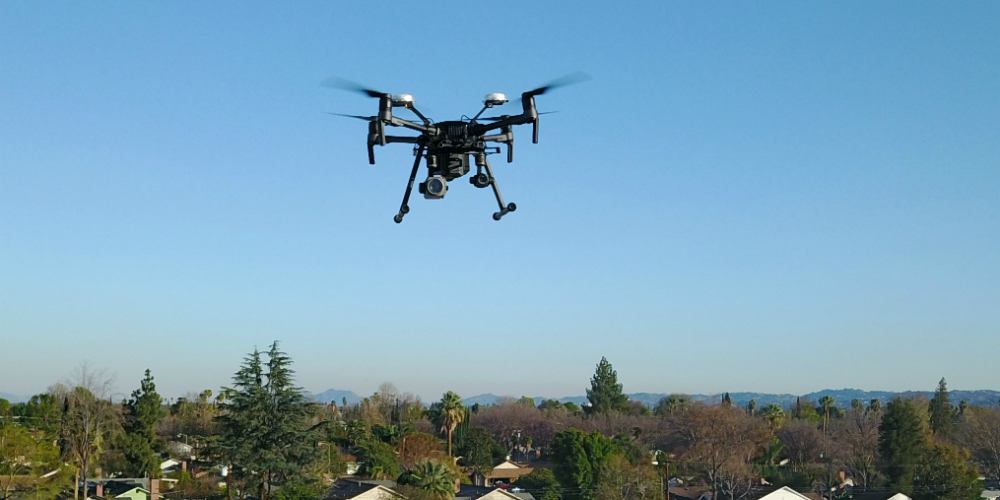 Imperial Capital Report Spotlights Scenarios for Deploying Security Drone Systems