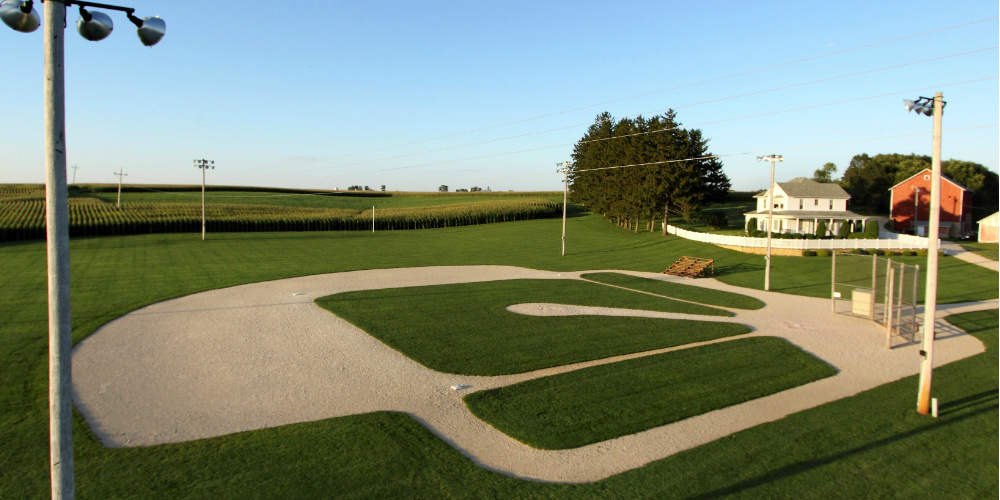 Vandalized 'Field of Dreams' Movie Site Receives Donated Video Surveillance System