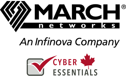March Networks Attains Certification for Cybersecurity Best Practices