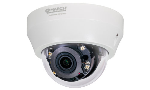 March Networks Releases IP Camera Line With Smart Low Bit-Rate Setting