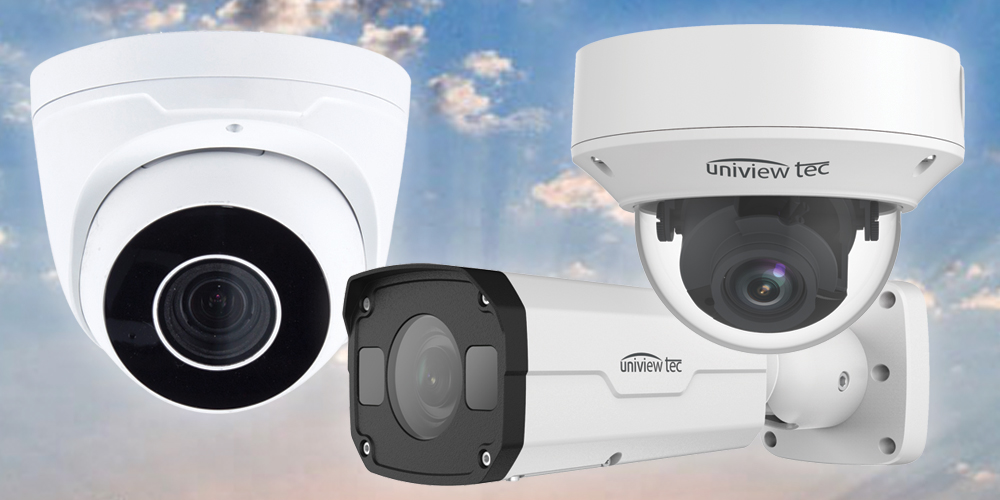 uniview tec – A New Dawn – 4K IP Camera Series
