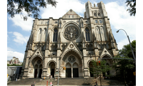 Famed Cathedral in Manhattan Upgrades Security With Vicon Solution
