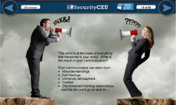Read: SecurityCEU.com, Matterhorn Consulting to Host Communications Skills Series