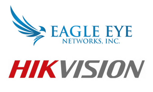 Eagle Eye Partners With Hikvision for Use of HD Analog Cameras Over Coax