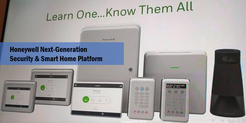 Honeywell's New Security and Smart Home Solution Will Meld