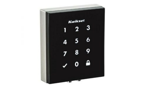 Review: Kwikset Obsidian Touchscreen Deadbolt  Enlivens Door Security