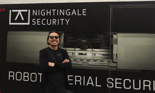 How Nightingale Is Making Aerial Security a Reality