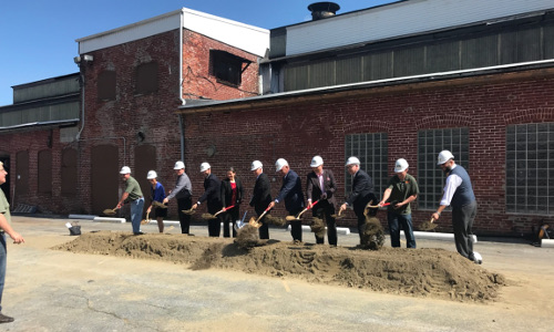Security Partners Celebrates Groundbreaking of HQ and Monitoring Center