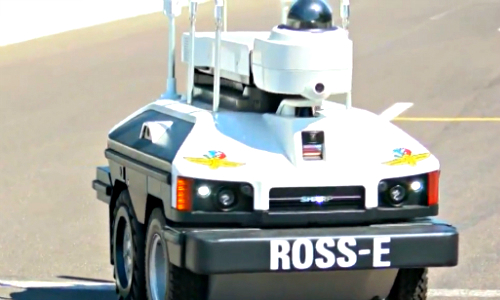 Indianapolis Motor Speedway Deploys Second Intellos Security Robot