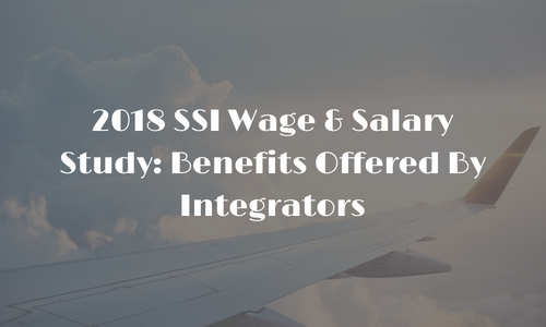 Integrators Reveal Types of Benefits Offered, Where They Find New Employees — 2018 SSI Salary Study