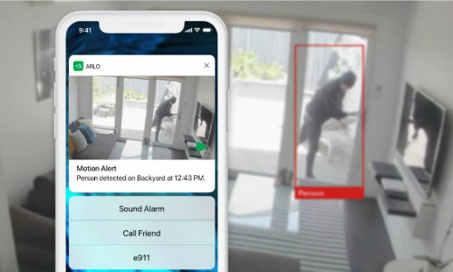 Arlo Smart Security Cameras Equipped to Remotely Call 911
