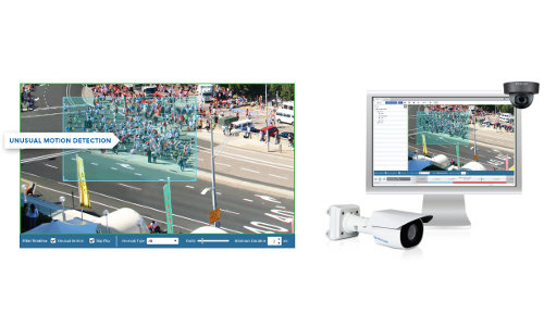 Avigilon Adds Unusual Motion Detection Feature to Entry-Level Cameras