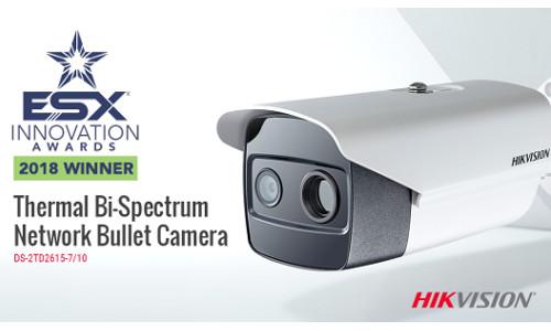 Hikvision Receives 2018 ESX Innovation Award for Video Surveillance